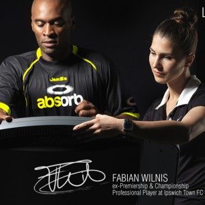 Absorb with Fabian square