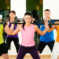 Group-Fitness-Training