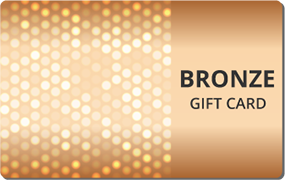 Bronze Gift Card